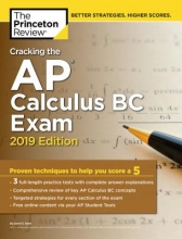 Kahn, David S. The Princeton Review Cracking the AP Calculus BC Exam 2019