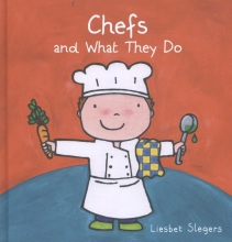 Slegers, Liesbet Chefs and what they do
