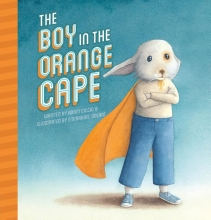 Adam Ciccio , The Boy in the Orange Cape