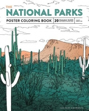 Ian Shive The Essential National Parks Coloring Book