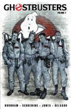 Burnham, Erik Ghostbusters, Volume 2