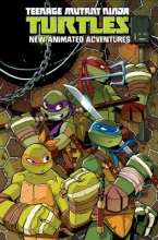 Tipton, Scott Teenage Mutant Ninja Turtles