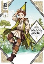 KAMOME SHIRAHAMA, Witch Hat Atelier 8