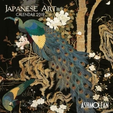 Ashmolean Museum - Japanese Art Wall Calendar 2019 (Art Cale