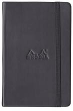 Rhodia Webnotebook Black 3 1/2 X 5 1/2