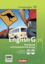 Seidl, Jennifer,   Schwarz, Hellmut English G 21. Grundausgabe D 5. Workbook mit CD-ROM (e-Workbook) und CD