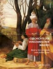 Brucher, Günter Geschichte der Venezianischen Malerei Band 3