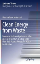 Materazzi, Massimiliano Clean Energy from Waste
