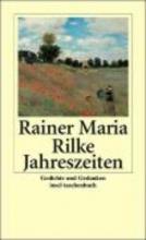 Rilke, Rainer Maria Jahreszeiten