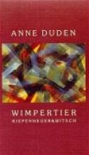 Duden, Anne Wimpertier