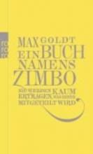 Goldt, Max Ein Buch namens Zimbo