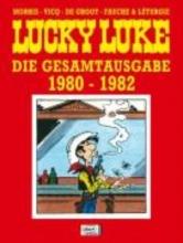 Goscinny, René Lucky Luke: Gesamtausgabe 1980-1982