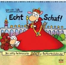 Küstenmacher, Werner Tiki Echt Schaf! 2017