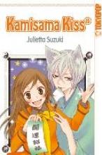 Suzuki, Julietta Kamisama Kiss 15