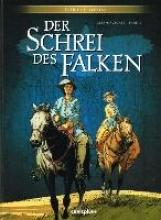 Pellerin, Patrice Der Schrei des Falken - Gesamtausgabe 03