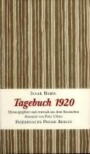 Babel, Isaak Tagebuch 1920