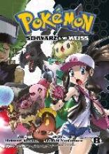 Kusaka, Hidenori Pokémon: Schwarz und Weiß 08