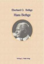 Bethge, Eberhard Gilbert Hans Bethge