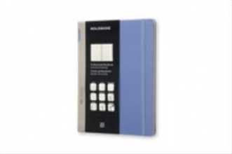 Moleskine Professionelles Notizbuch XL, Hard Cover, Lavendel