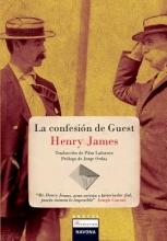 James, Henry La confesion de guest Guest`s Confession