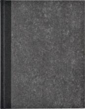 , Register breedkwarto 192blz contra gelinieerd grijs gewolkt