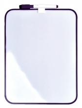, Whiteboard Desq 21.5x28cm + marker paars profiel