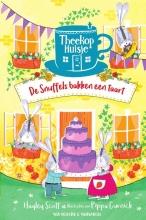 Hayley Scott , De snuffels bakken een taart