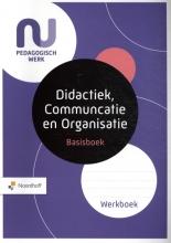 Sjaak Baart , Basisboek Didactiek, Communcatie en Organisatie