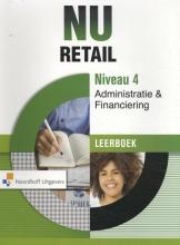 Aad Doelens , Retail niveau 4 administratie & financiering Leerboek