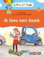 Anne Blokker , ik lees een boek
