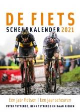 Peter Tetteroo , De Fietsscheurkalender 2021
