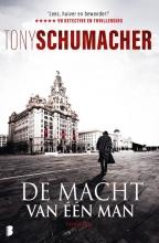 Tony Schumacher De macht van één man
