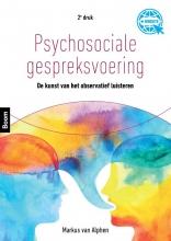 Markus van Alphen , Psychosociale gespreksvoering