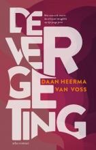 Daan Heerma van Voss , De vergeting