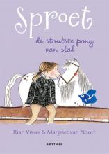 Rian Visser , Sproet, de stoutste pony van stal