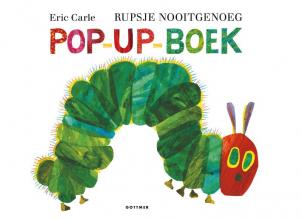 Eric Carle , Rupsje Nooitgenoeg pop-up-boek