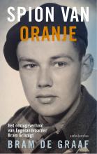 Bram de Graaf Spion van Oranje