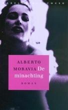 Moravia, Alberto De minachting
