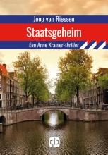 Joop van Riessen Staatsgeheim - grote letter uitgave