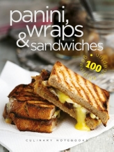 Culinary Notebooks Panini`s, wraps & sandwiches