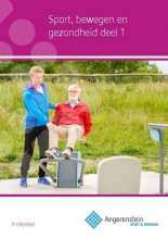 Bert  Geenen, Mirjam van Loo Sport, bewegen en gezondheid deel 1