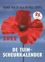Paul Geerts Romke van de Kaa, Tuinscheurkalender 2022