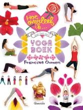 Francine  Oomen Hoe overleef ik...doe-het-zelf yogaboek