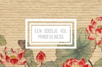 , Een doosje vol mindfulness