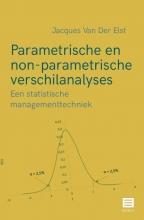 Jacques Van Der Elst , Parametrische en non-parametrische verschilanalyses