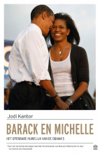 Jodi Kantor , Barack en Michelle