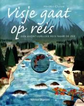 Patricia  Hegarty Visje gaat op reis