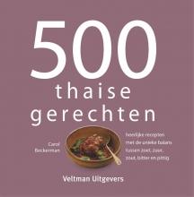 Carol Beckerman , 500 thaise gerechten