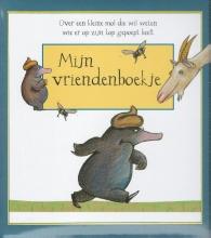 Werner  Holzwarth Mijn vriendenboekje
