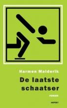 Harmen  Malderik De laatste schaatser